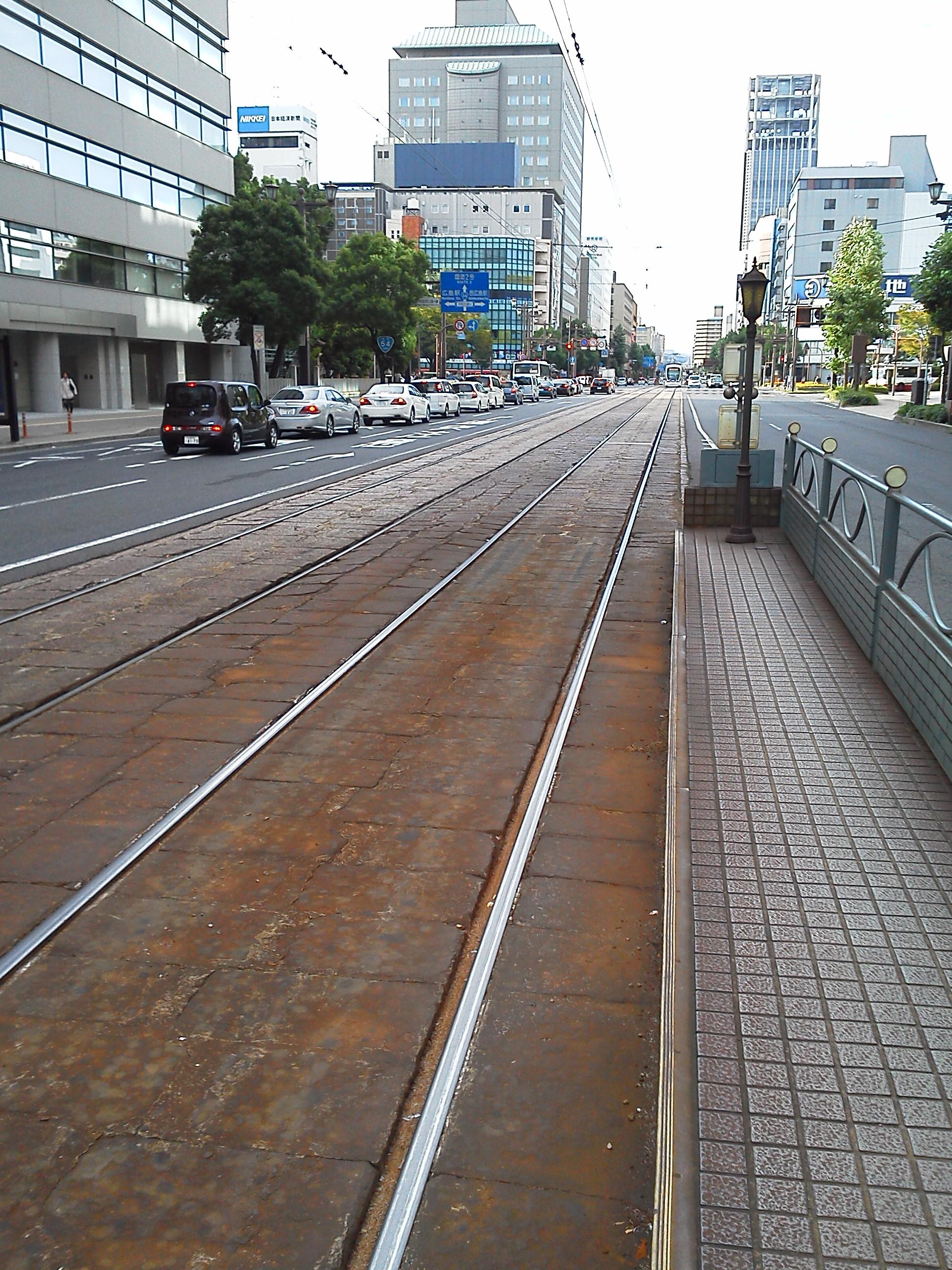 広島電鉄 袋町